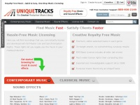 uniquetracks.com