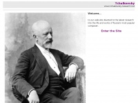 Tchaikovsky-research.net