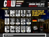 2015 Canadian Music Week May 1-10, 2015