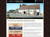 Theaxeandcompasses.co.uk