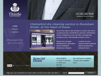 thistledrycleaners.com