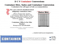 Containerconversions.co.uk