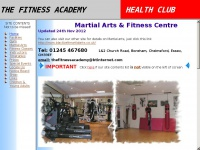 thefitnessacademy.co.uk
