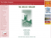 Theholliesgpsurgery.co.uk