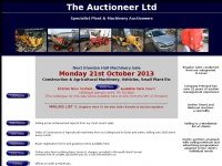 Theauctioneer.co.uk