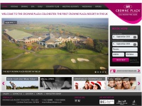 Colchester Hotels, Hotels Near Colchester, Hotel In Colchester Essex -  Crowne Plaza Colchester Five Lakes