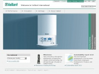 Vaillant.com - Vaillant - Because Vaillant thinks ahead.
