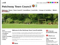 patchwaytowncouncil.gov.uk