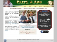 perryandsonbutchers.co.uk