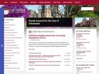 Chichestercity.gov.uk
