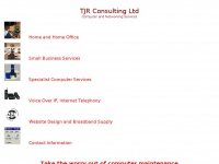 Tjrconsulting.co.uk