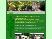 canfordcliffsweddingcars.co.uk
