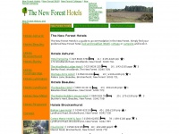 Thenewforesthotels.co.uk