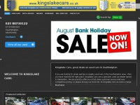 kingslakecars.co.uk
