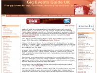 gig-events-guide.com