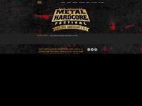 metalandhardcorefestival.com