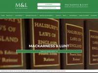 Macklunt.co.uk