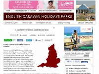 englishcaravanholidayparks.com