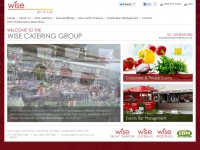 wisecateringgroup.co.uk
