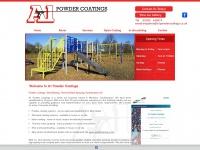 a1powdercoatings.co.uk Thumbnail
