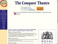 conquest-theatre.co.uk