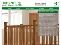 Trionicjoinery.co.uk