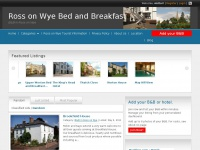 rossonwyebedandbreakfast.co.uk