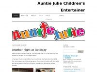 Auntie Julie Children's Entertainer | Auntie Julie