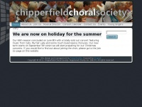 Chipperfieldchoral.co.uk