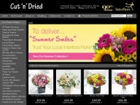 cutndriedflorist.co.uk