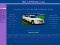 Rs-limousines.co.uk