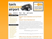taxis-stansted-airport.co.uk Thumbnail