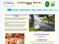 calbournewatermill.co.uk Thumbnail