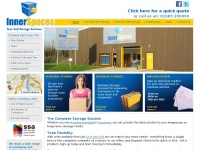 Self Storage - Personal and Business Solutions from InnerSpaces.