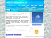wroxall-weather.co.uk