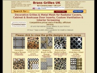 brass-grilles.co.uk