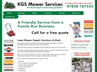 Kgsmowerservices.co.uk