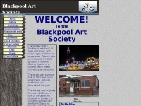 blackpoolartsociety.co.uk