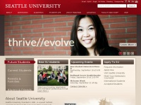 seattleu.edu Thumbnail