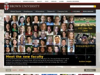 brown.edu Thumbnail