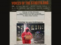 voicesofthestreets.org