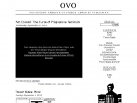 OVO › Pro-Mutant. Freedom of Speech. Learn by Publishing.