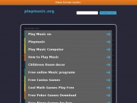 playmusic.org