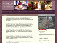 Thebarnrestaurant.co.uk
