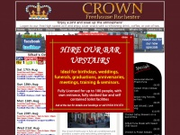 thecrownrochester.co.uk