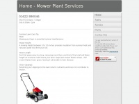 Mowerplantservices.co.uk