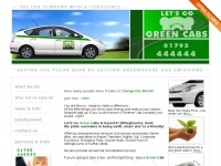 Letsgogreencabs.co.uk