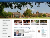 Tonbridge-school.co.uk