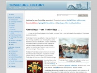 Tonbridgehistory.org.uk