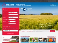 Holiday Cottages In The UK - Cottage Holidays: Mulberry Cottages